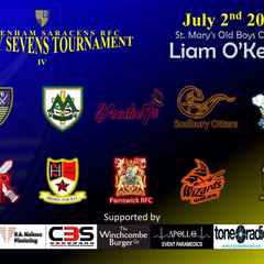 Cheltenham Saracens 7s Saturday 2nd July - New Arrangements