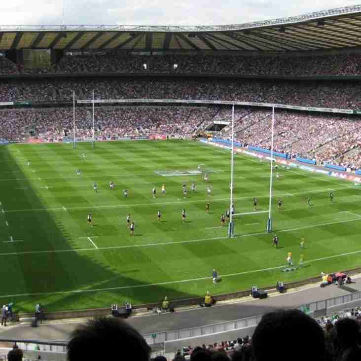 England 6 nations Ticket Application