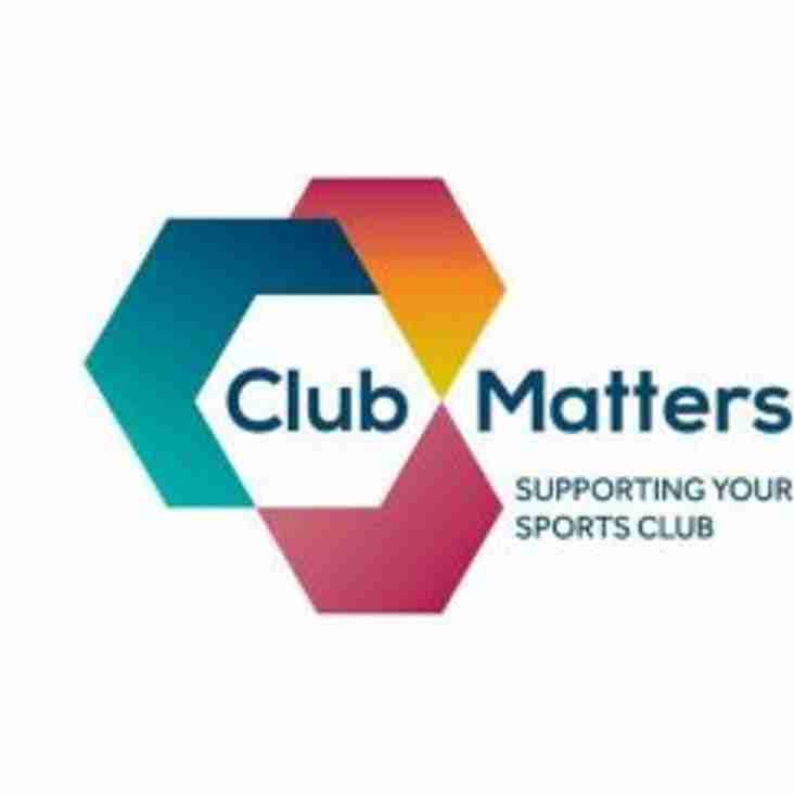 Whole Club  Development 9 May 19:30