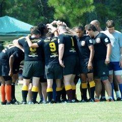 Golden Isles Hammerheads vs. Georgia Southern University Eagles (2011)