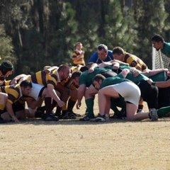 Golden Isles Hammerheads vs. Savannah Shamrocks 4-Feb-2012