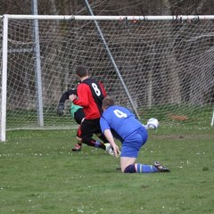 Monymusk AFC Vs Huntly Amateurs - 05/05/12