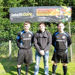 Monymusk AFC Vs Trophies International - 15/09/12