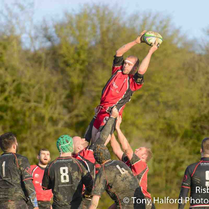 20160116 Risborough vs Gosford All Blacks