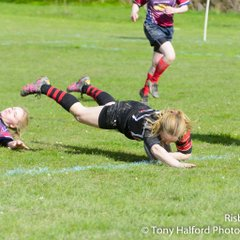 20160418 Risborough Ladies vs Grove Ladies