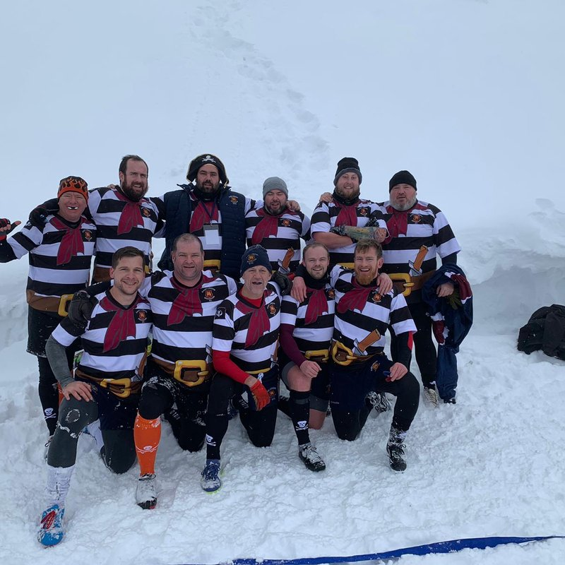 NO RUGBY LIKE SNOW RUGBY