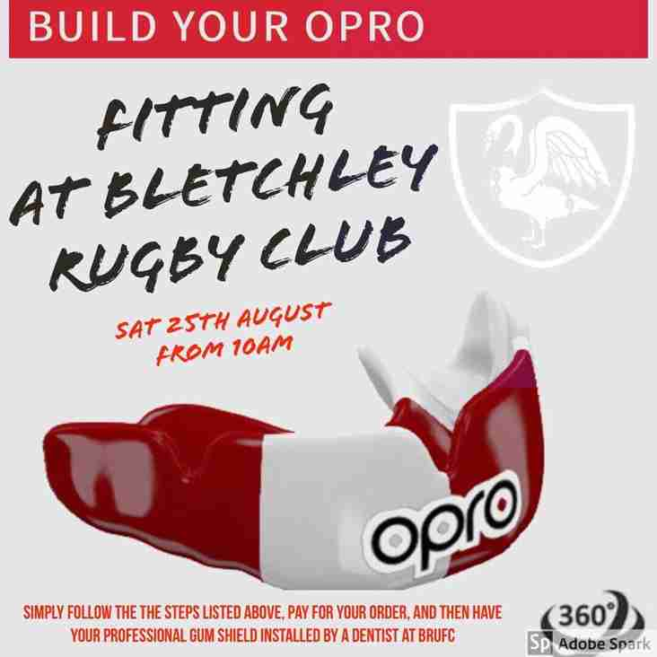 OPRO Fitting