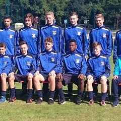 Youth Team in Cup Final Action