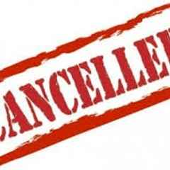 ERFC 3rd XV Home match against East Grinstead 4th XV is cancelled