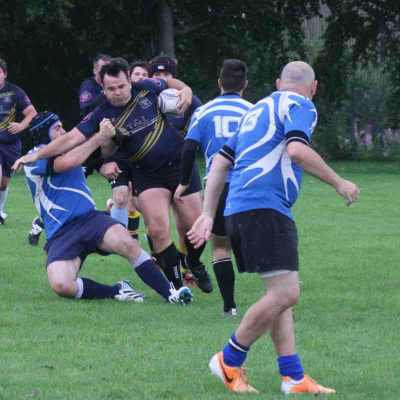 St Francis v Eastbourne Nomads 5th September 2015