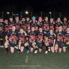 Spanish Tour leaves Under 16s on a high