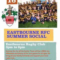 ERFC Summer Social 2016
