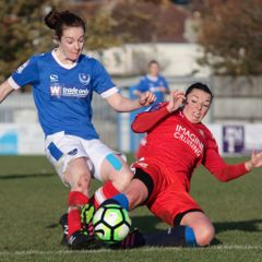 Portsmouth Ladies 5-0 Swindon Town Ladies 13/11/16