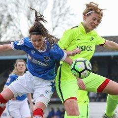 Portsmouth Ladies 4-0 Carshalton Athletic Ladies (Friendly) 19/03/17