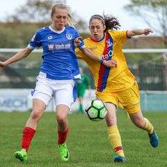 Portsmouth Ladies 2-5 Crystal Palace Ladies 16/04/17