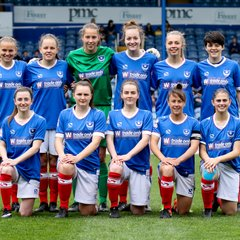 Portsmouth Ladies 3-2 QPR Ladies 07/05/217