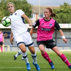 Portsmouth Ladies 2-3 Millwall Lionesses 06/08/17