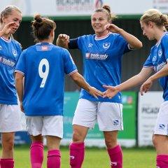 Portsmouth Ladies 3-1 Southampton Women (FA Women's Premier League Cup First Round) 15/10/17