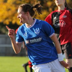 Portsmouth Ladies 7-0 Winchester City Flyers (Hampshire Cup First Round) 19/11/17