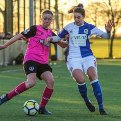 Portsmouth Ladies 0-7 Blackburn Rovers Ladies (The SSE Women's FA Cup Third Round) 07/01/18
