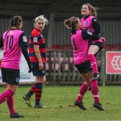 Portsmouth Ladies 1-0 QPR Ladies