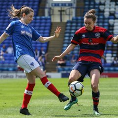 Portsmouth Ladies 6-1 QPR Ladies
