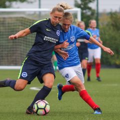 Portsmouth FC Women 3-2 Brighton & Hove Albion Women U23's 12/08/18
