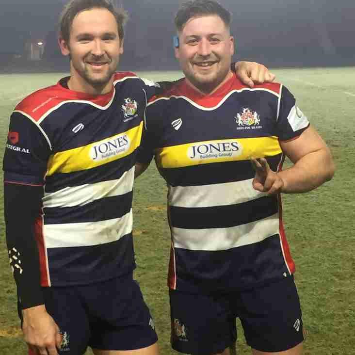 Proud Night For Weston Pair