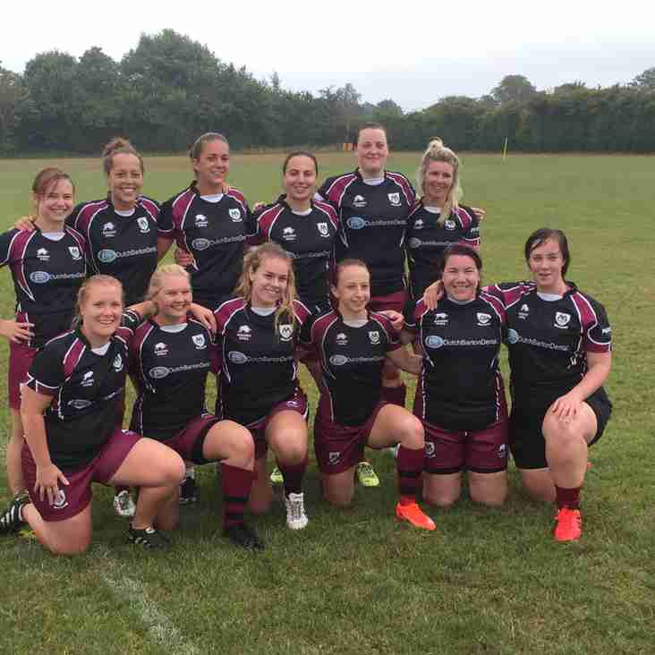 Ladies v Old Bristolians - OFF