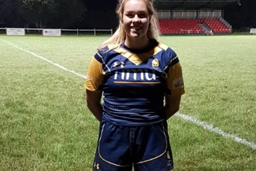 Amy Coggins Set For Worcester