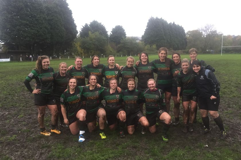 Marys March On In The Mud