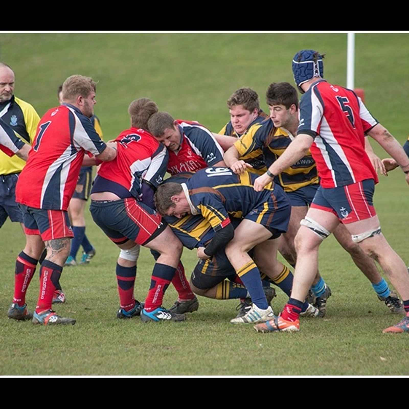 09-04-2016  Seaford v Worthing