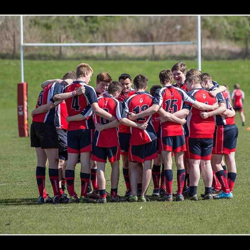 17-04-16         U16 v Pulborough