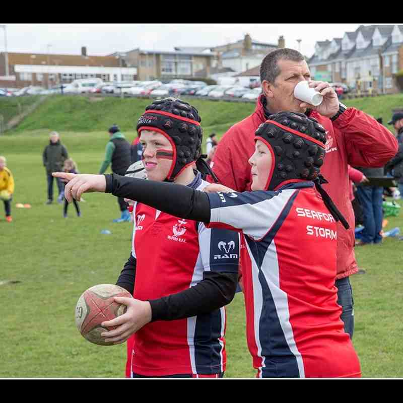 24-04-16 Seaford RFC festival and fun day