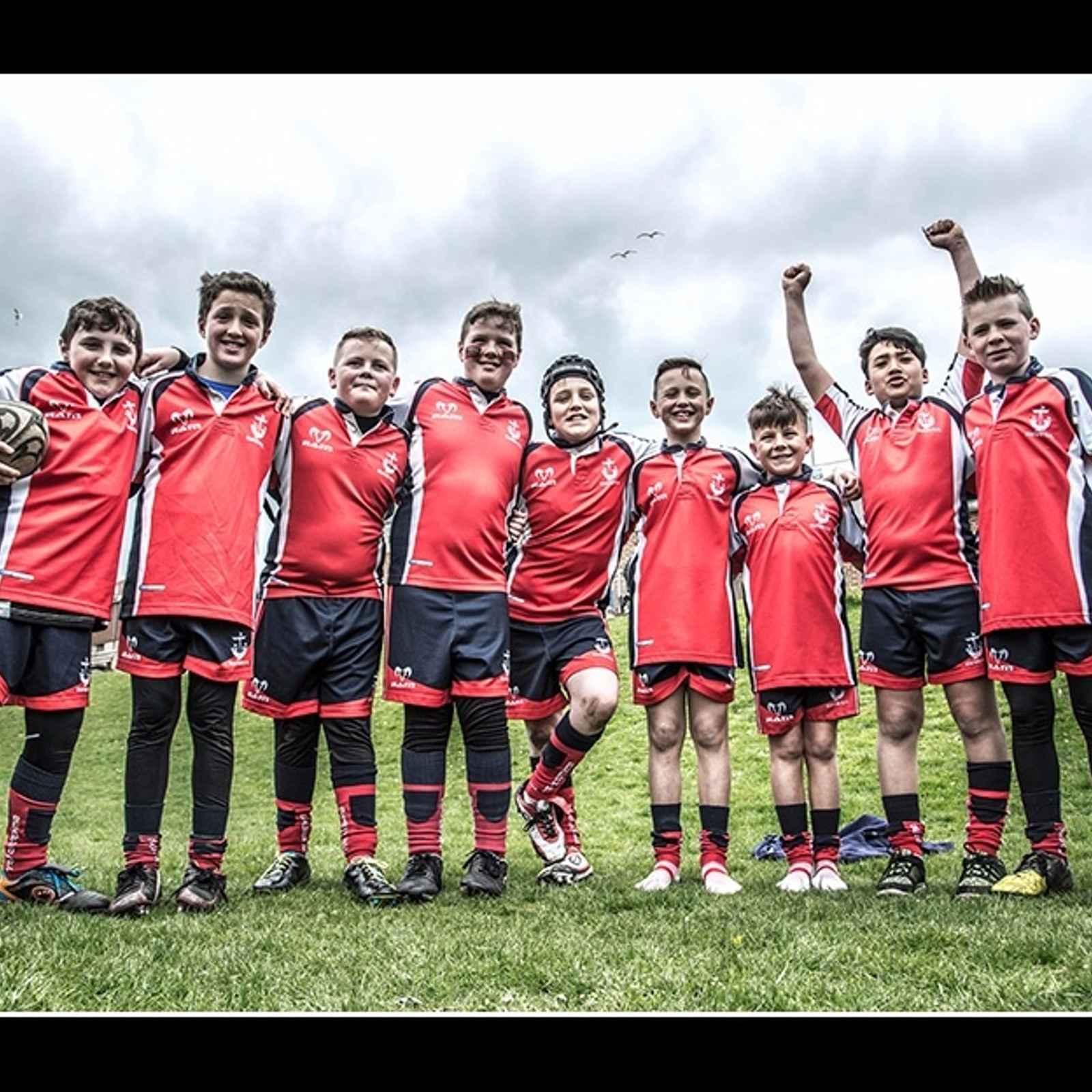 24-04-16 Seaford RFC festival and fun day