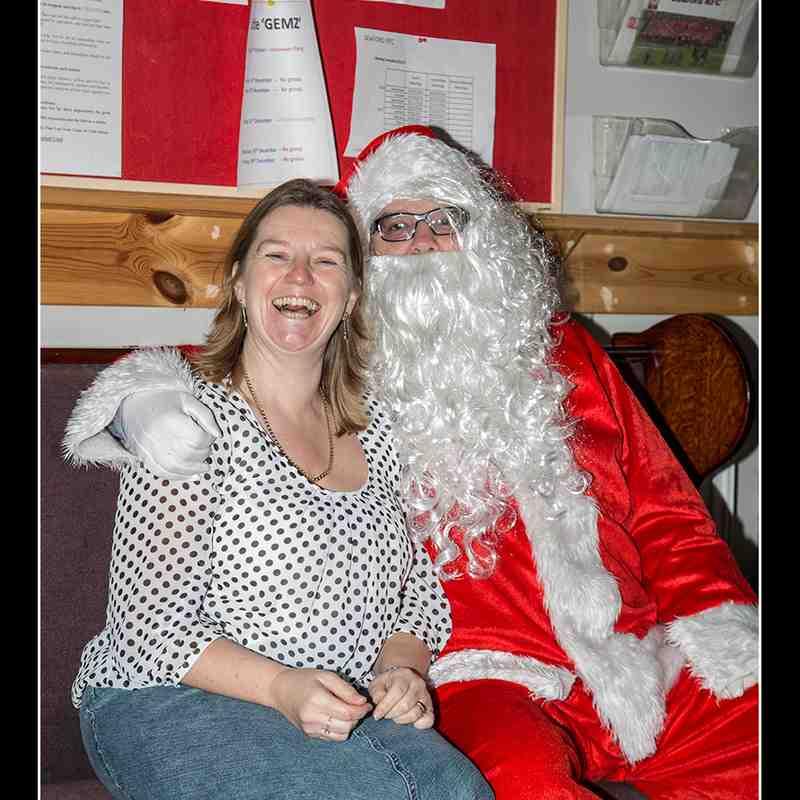 Ho Ho Ho its Santa