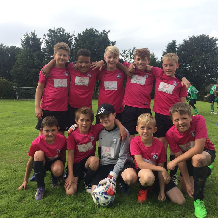 Under 12&#039;s in 16 goal cup thriller<