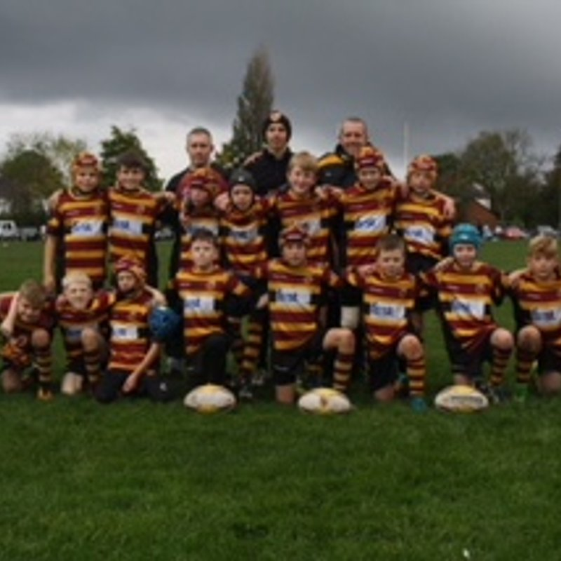 Under 11's lose to West Houghton 8 - 24