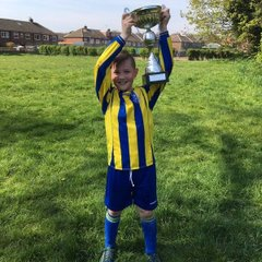 Player of the Month Under 10 Panthers