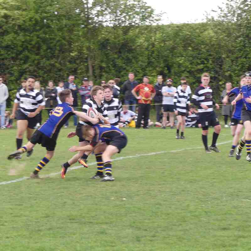 Royston v Hertford April 17