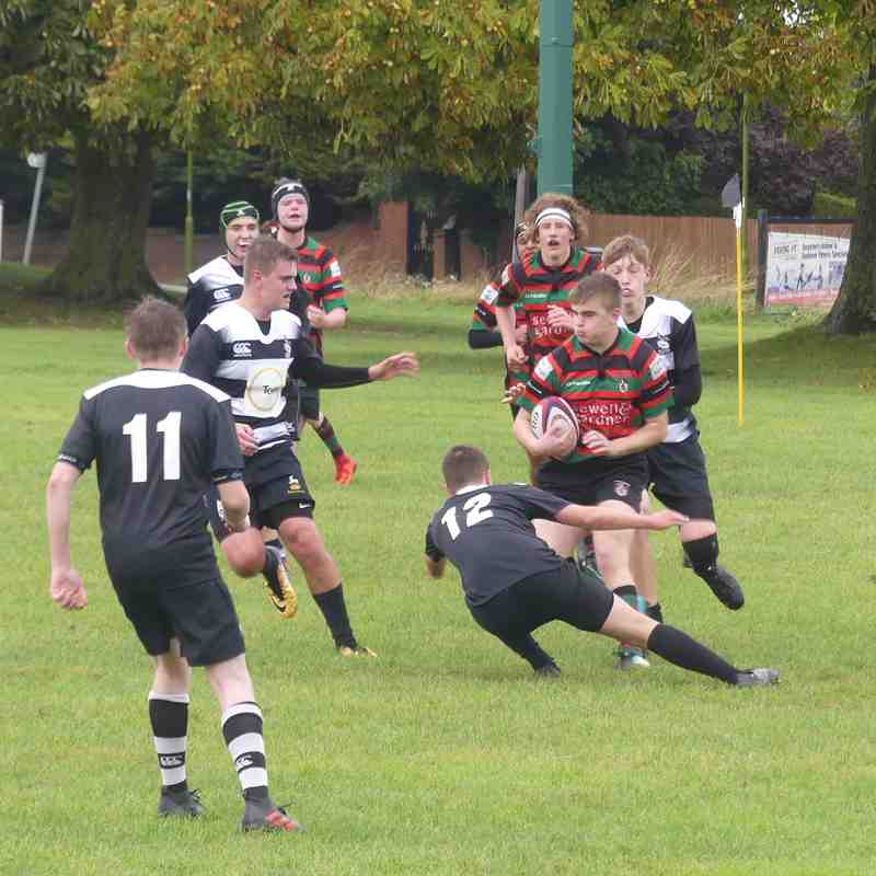 Royston v Fullerians September 18