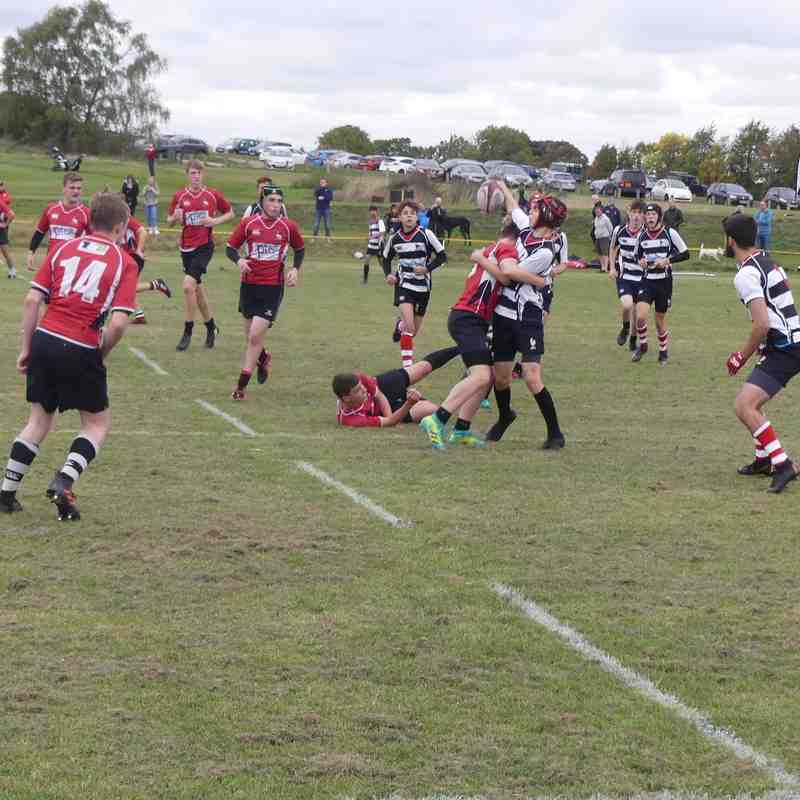 Royston v Harpenden September 18