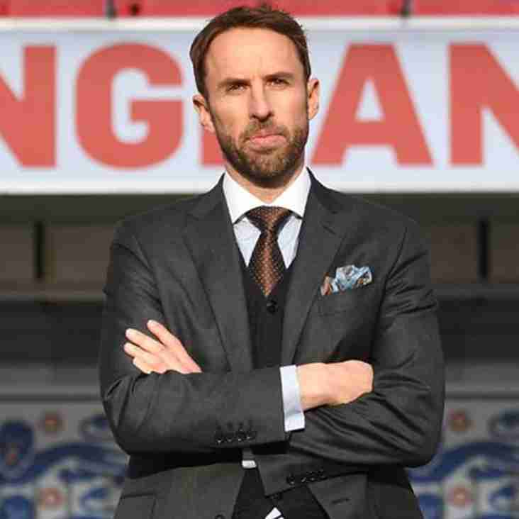 GROW THE GAME GRANTS VITAL TO GRASSROOTS FOOTBALL, SAYS GARETH SOUTHGATE