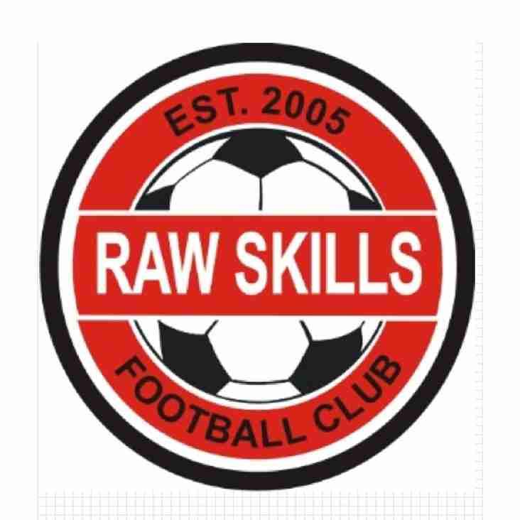 RAW Skills Football Club U13 - New Players