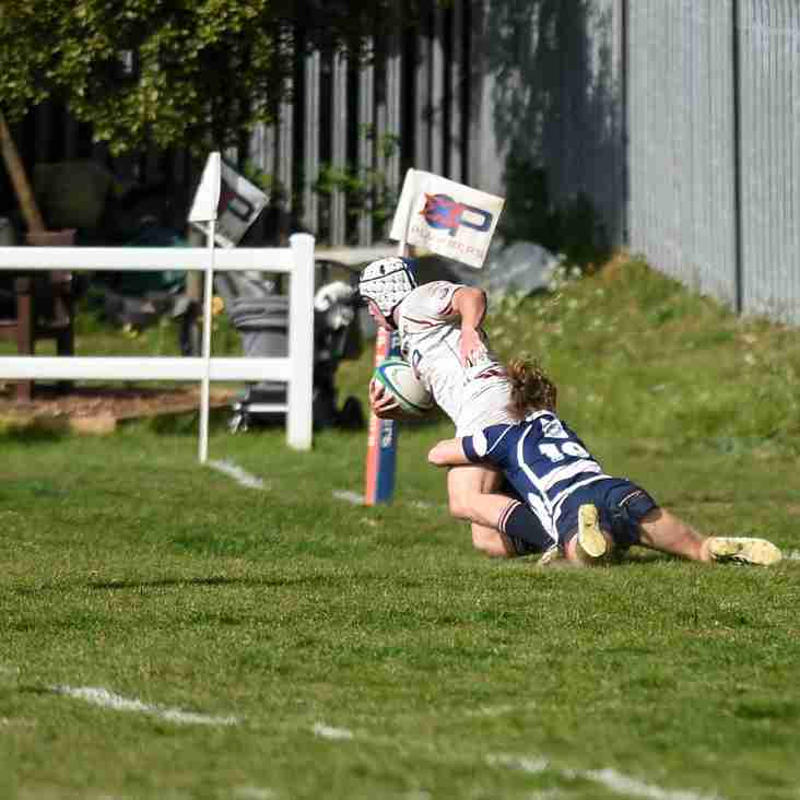 Players Match Report - 'I havant come all this way to get my gillet soaked!'