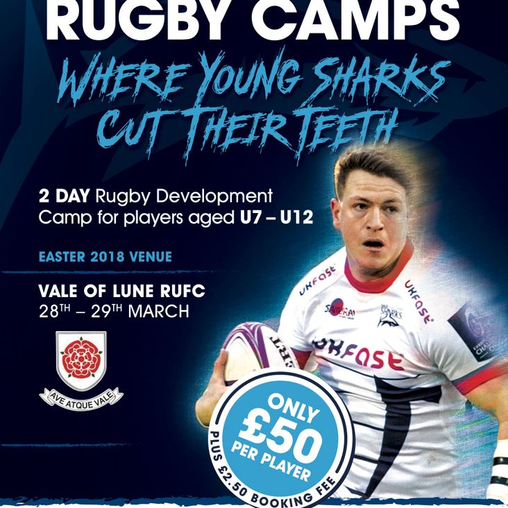 Easter Rugby Camp<