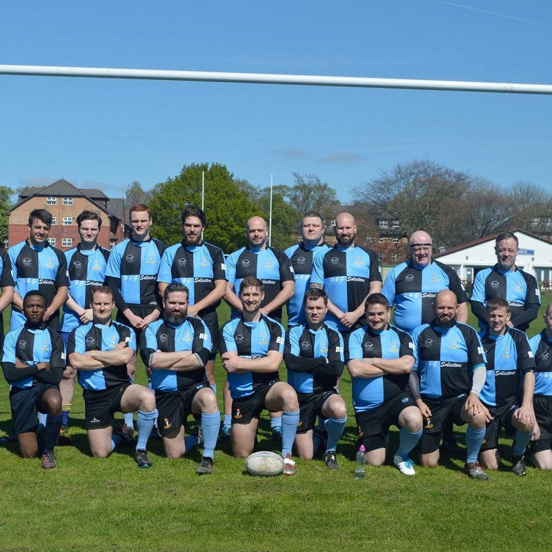 Merseyside Police RUFC beat Widnes 3 31 - 20