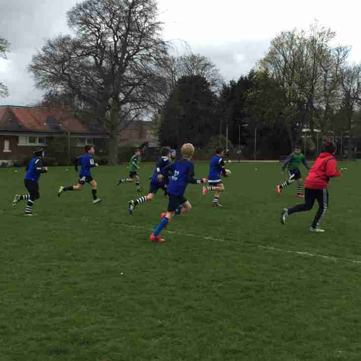 Successful Easter Camp at Perthshire