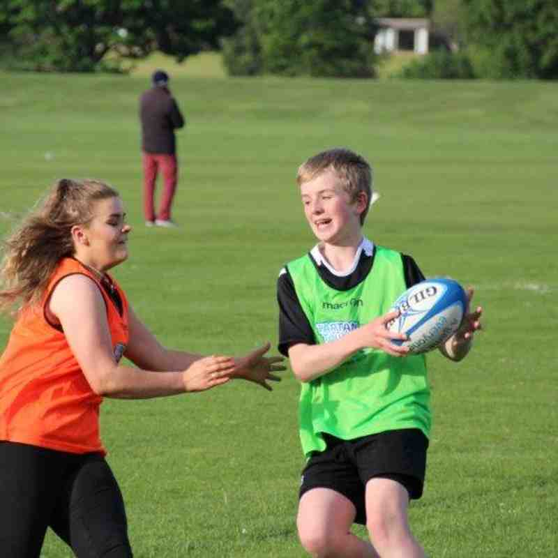 Tartan Touch Perthshire 31st May - 1