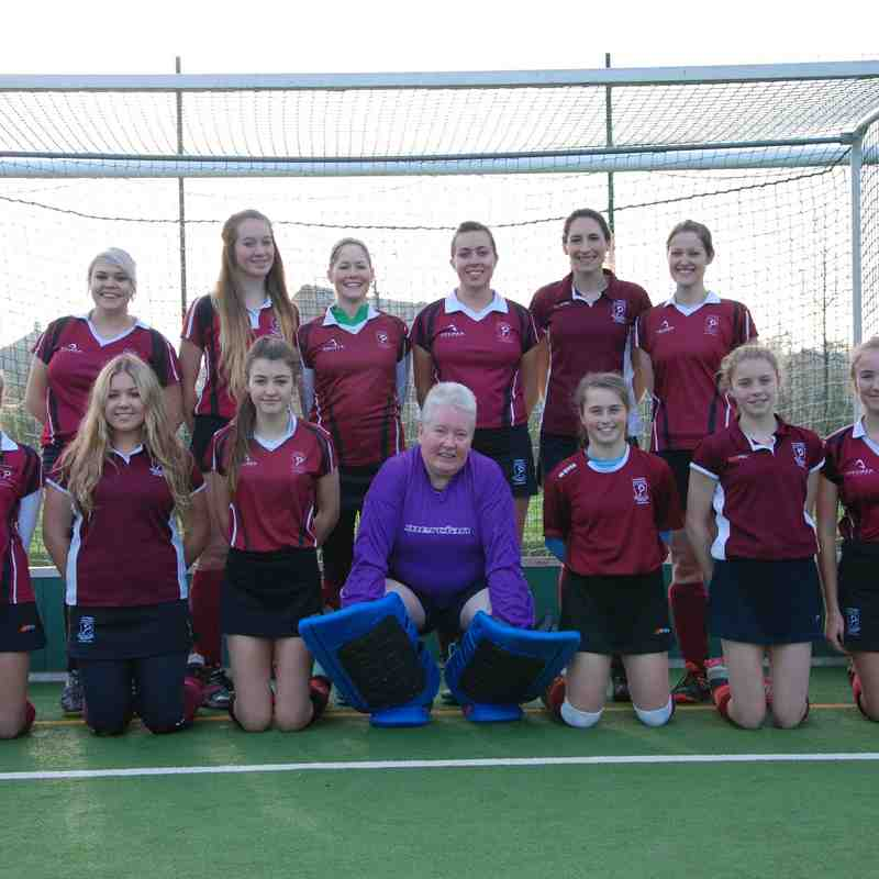 Leamington Ladies 4 XI